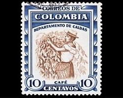 Kávékalmár - Colombian Supremo